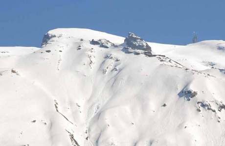 Fatal mountain accident in the Titlis area
