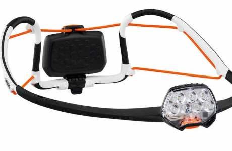 Leicht und unglaublich hell: Die Stirnlampe IKO Core von Petzl