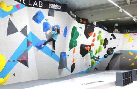 Neue Boulderhalle wird eröffnet: Boulderwelt München Süd