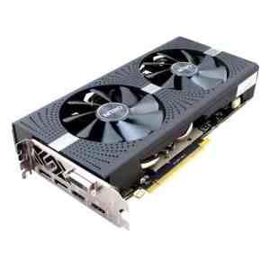 Sapphire Carte graphique AMD NITRO+ Radeon™ RX 570 8GD5 - 8 Go GDDR5 pour le mining