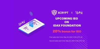 XCrypt : La plateforme d'échange Crypto très attendue est disponible à l'investissement via une IEO