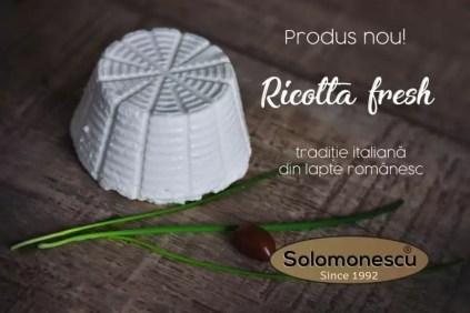 Ricotta fresh