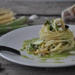 Gli spaghetti di Gragnano con vongole veraci