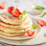 Pancakes allo yogurt light