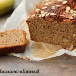 Pan di banane FIT (banana bread)