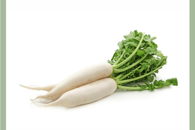 Daikon : il Super Eroe delle verdure!