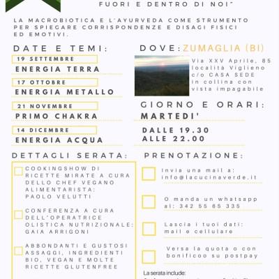 Alimentazione e Benessere a Biella (Pettinengo)