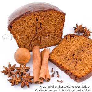 recette de pain d epices traditionnel