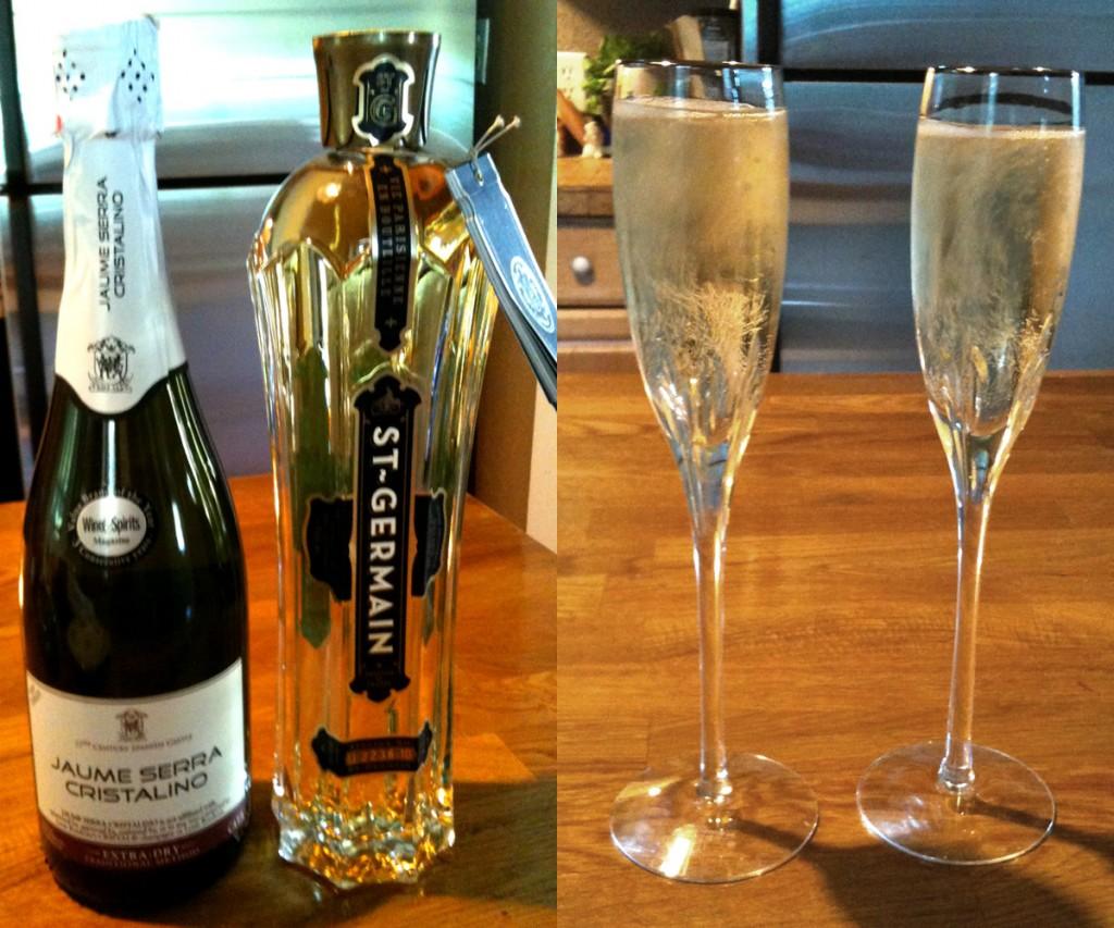 Champagne st germaine la cuisine minusculela cuisine for Cuisine minuscule