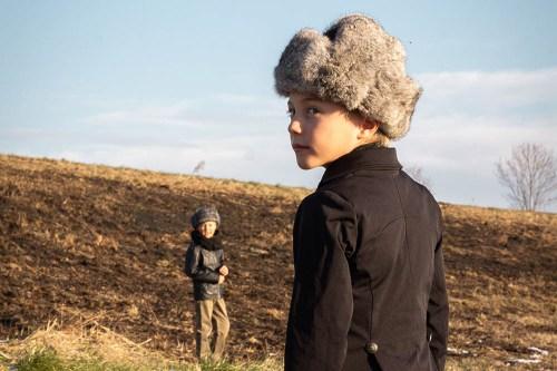 Simone Sanna Grisha cortometraggio