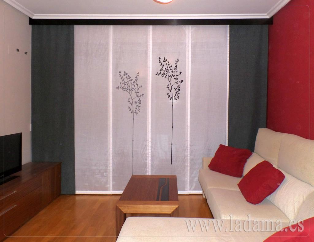 Paneles Japoneses Personalizados y Originales en Zaragoza