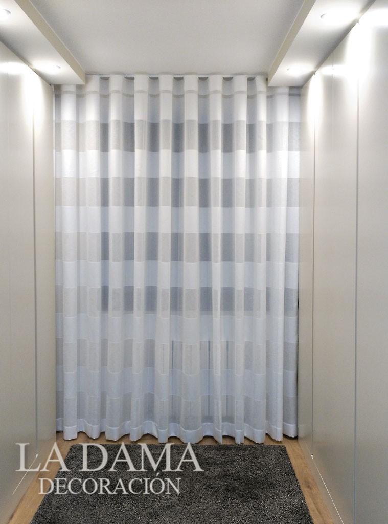 Cortinas Modernas  Saln y Dormitorio