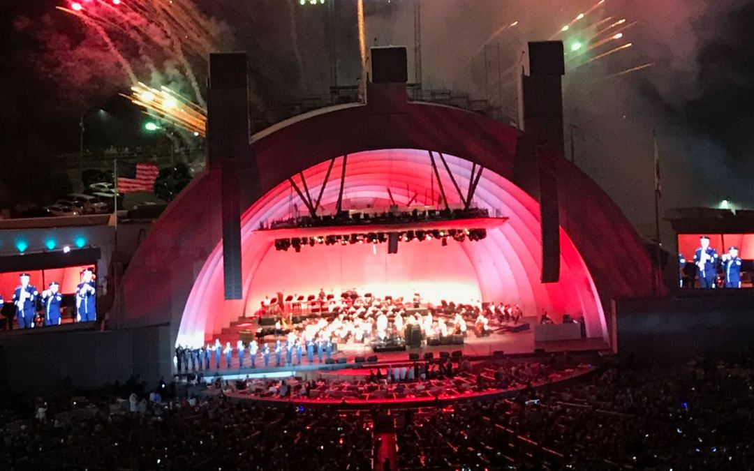 How to Have the Best Hollywood Bowl Experience | LA Date Ideas