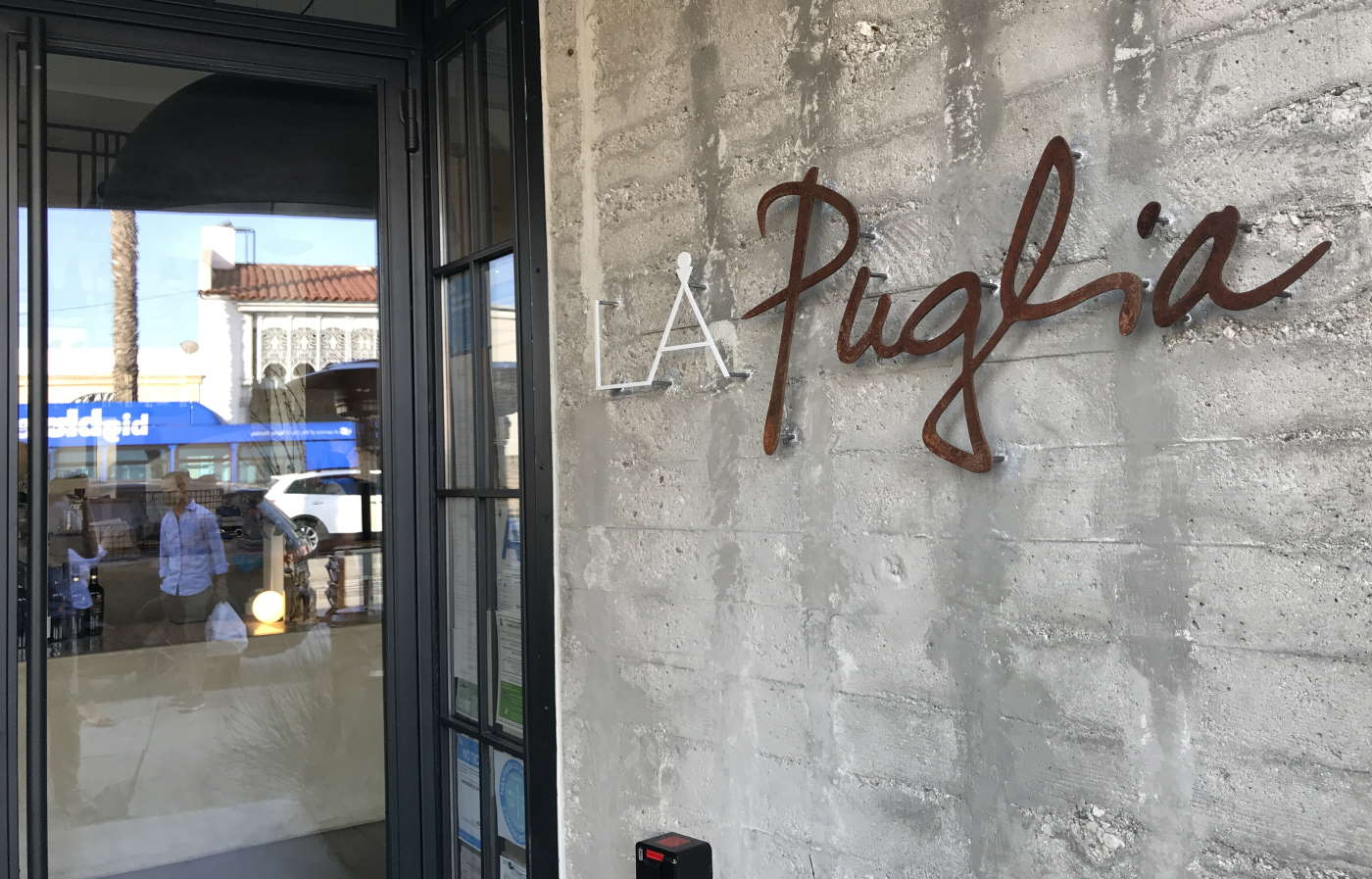 La Puglica restaurant in Santa Monica
