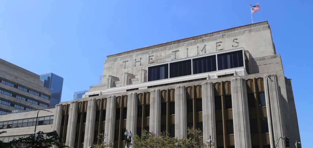 The Times Building