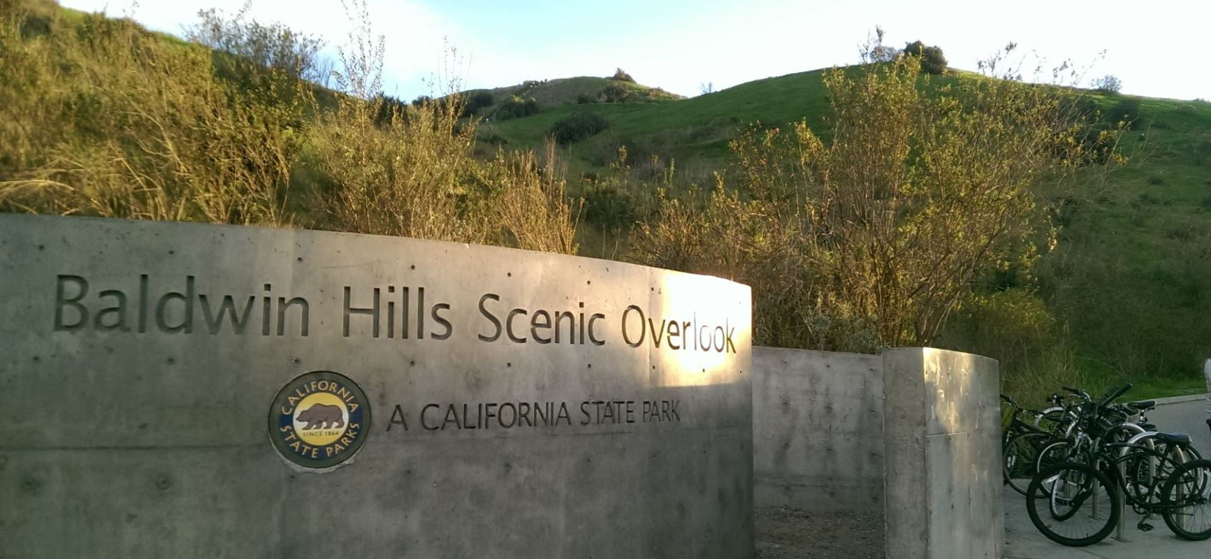 Hike the Baldwin Hills Scenic Overlook for an Awesome View near Downtown Culver City
