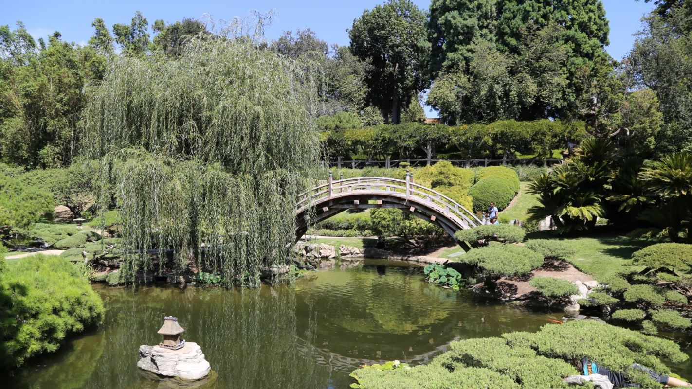 The Best Museum Date in LA: The Huntington Library and Gardens