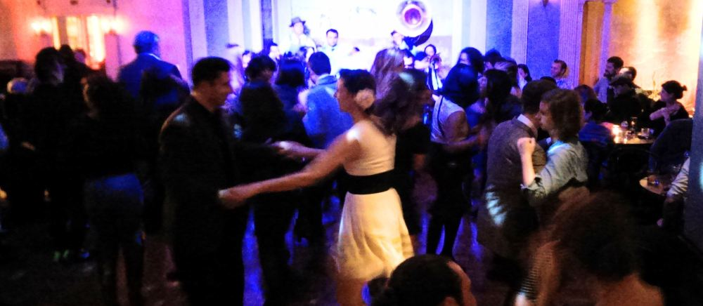 On a good weekend, Clifton's has a lot of Swing dancers in the Brookdale ballroom upstairs