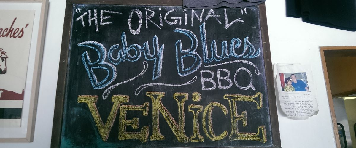 Baby Blues BBQ in Venice