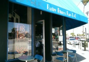 Baby Blues BBQ exterior