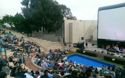 Complete List of Summer Outdoor Movies in Los Angeles 2017