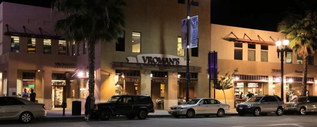 Vroman's Bookstore Pasadena