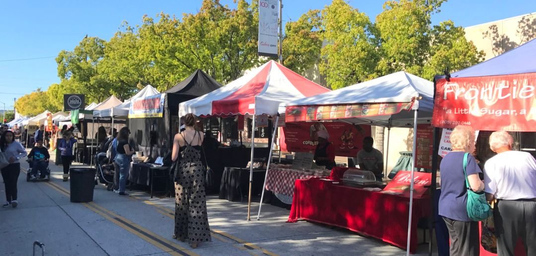 Culver City Farmers Market