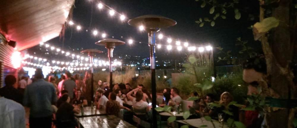 L.P. Rooftop Bar