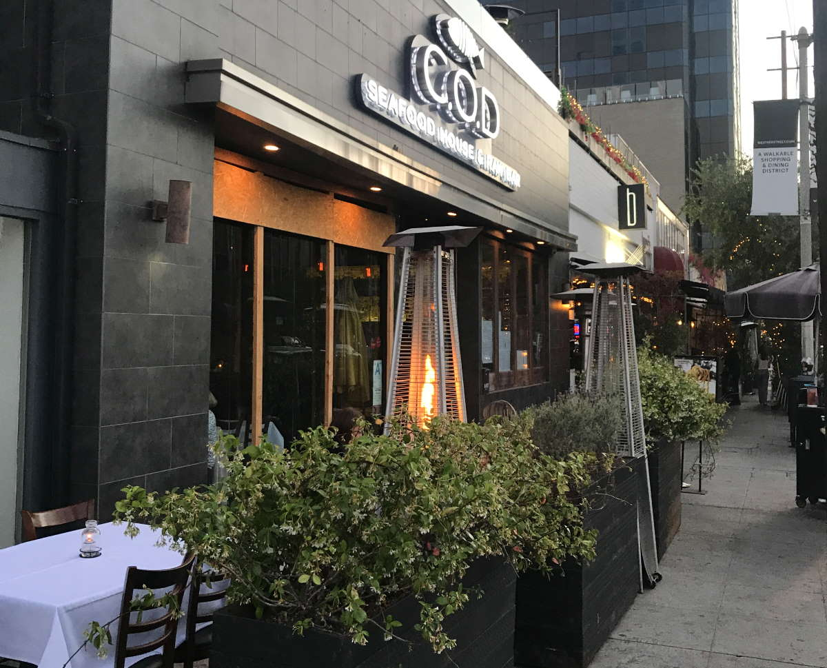 C.O.D. Seafood House & Raw Bar