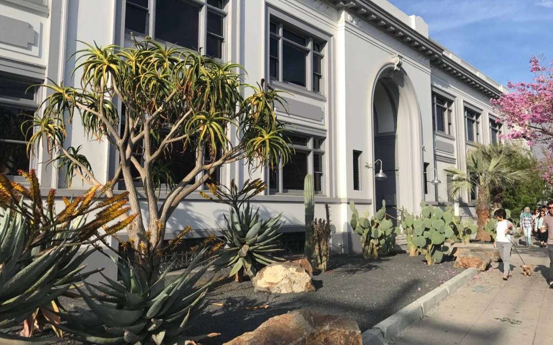 Why the Downtown LA Arts District is An Amazing Date Destination