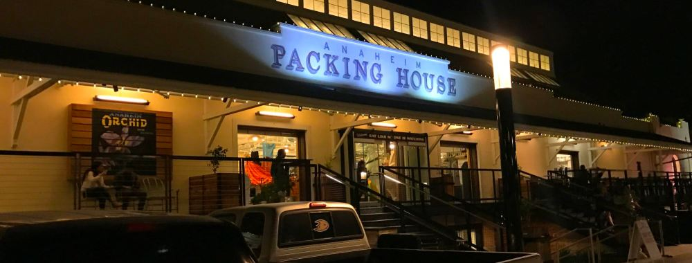 Anaheim Packing House at the Anaheim Packing District