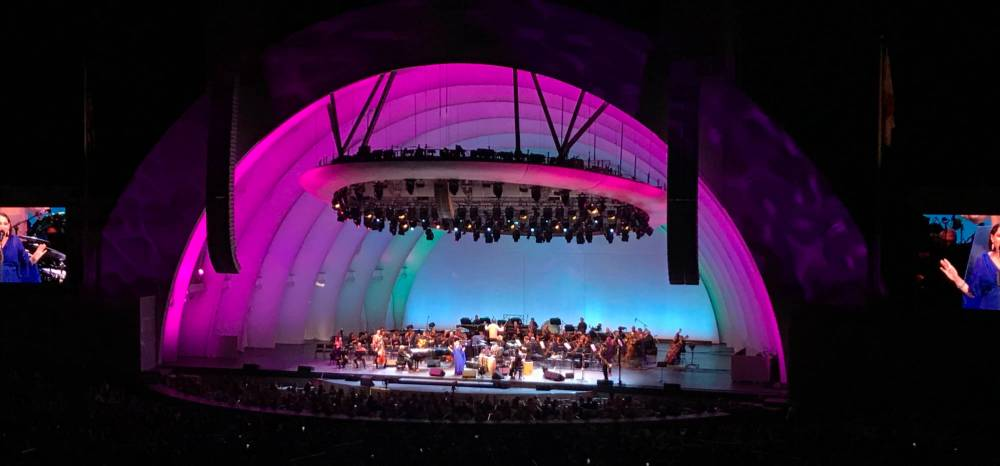 Pink Martini at the Hollywood Bowl