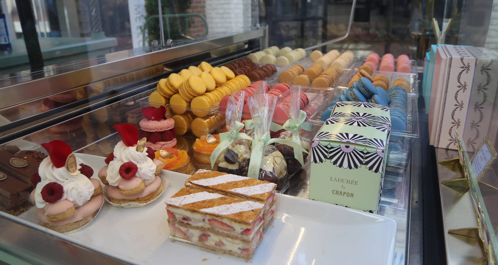 Laduree at Palisades Village