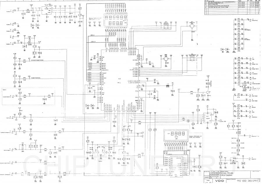 Schaltplan Abs W201