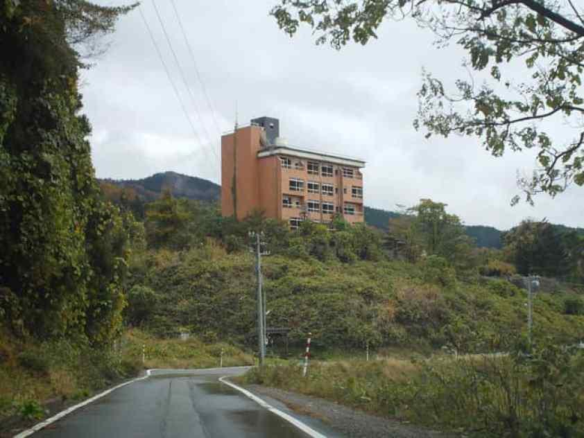 Hotel Tsubono. Credit: Wikipedia