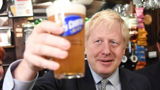 Boris Johnson Hints Price Of Pints Could Be Slashed When Pubs Reopen -  LADbible