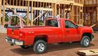 Pick up truck ladder racks  Utility Rig - System One ...