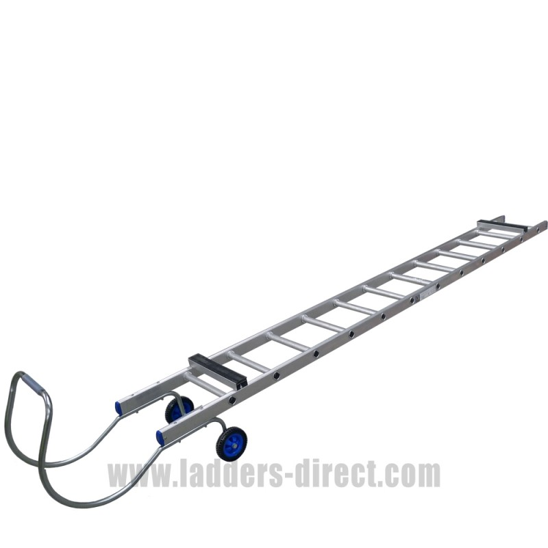 Clow Aluminium Roof Ladder direct from the Clow Group