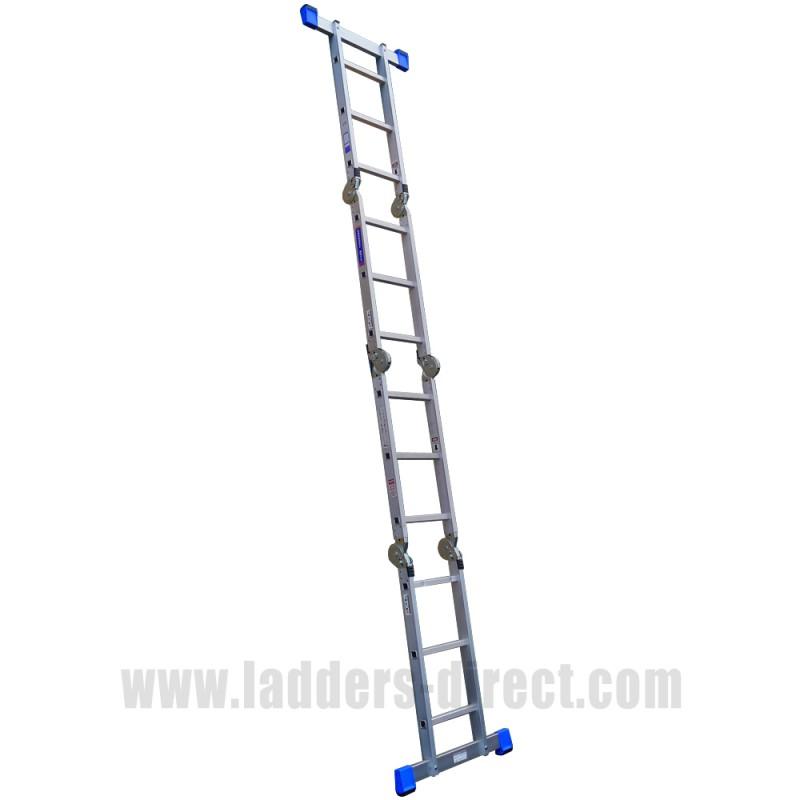 Clow EN131 Professional Folding Multi-Function Ladder