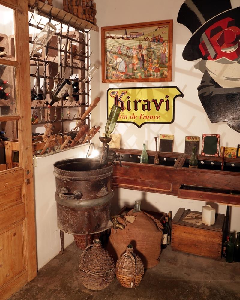 Musee du vin domaine la destinee
