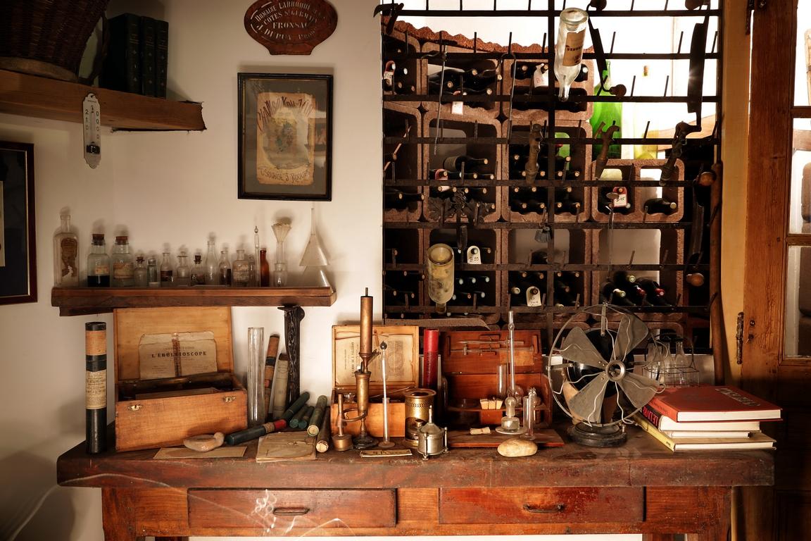 Musee du vin domaine la destinee1