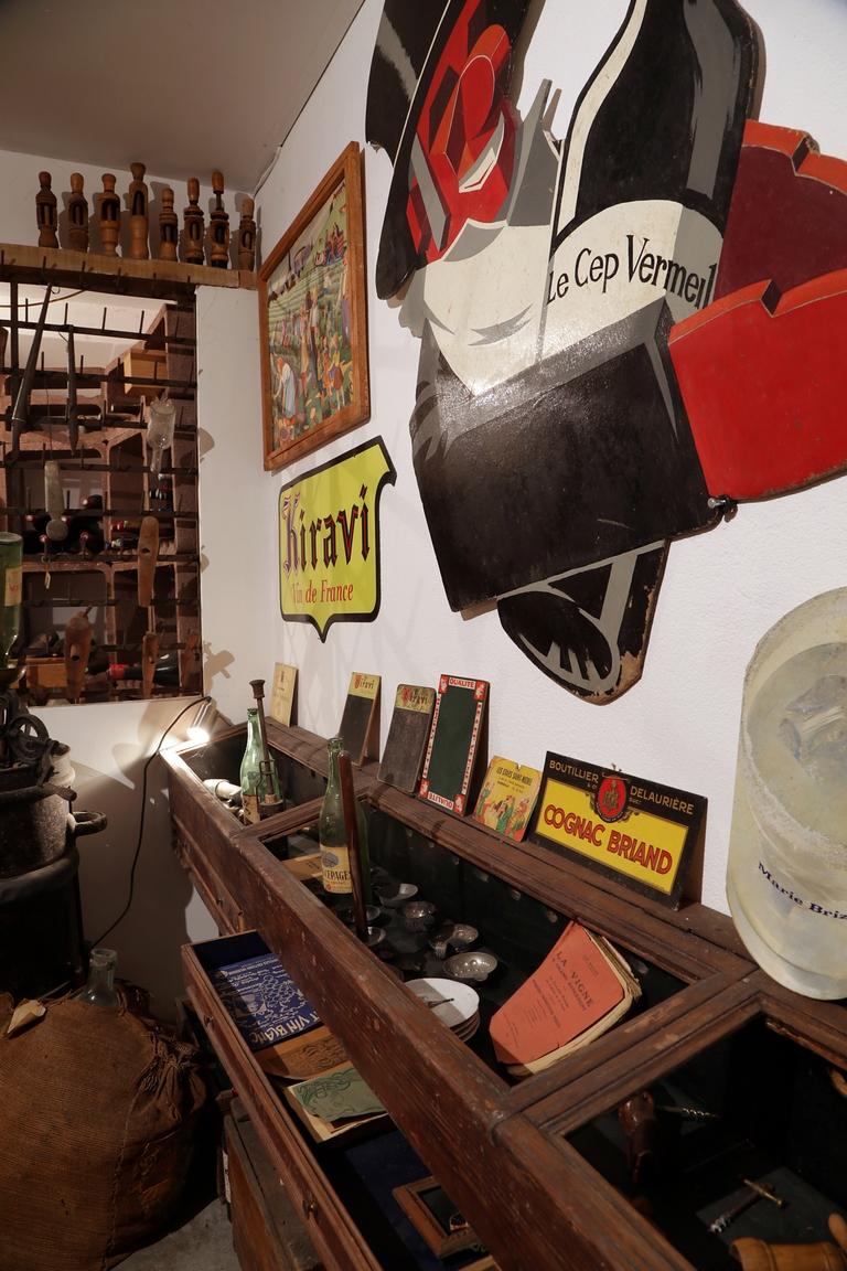 Musee du vin domaine la destinee3