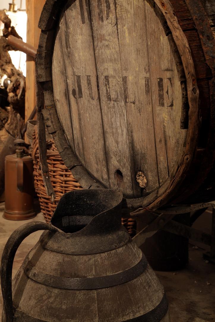 Musee du vin domaine la destinee5