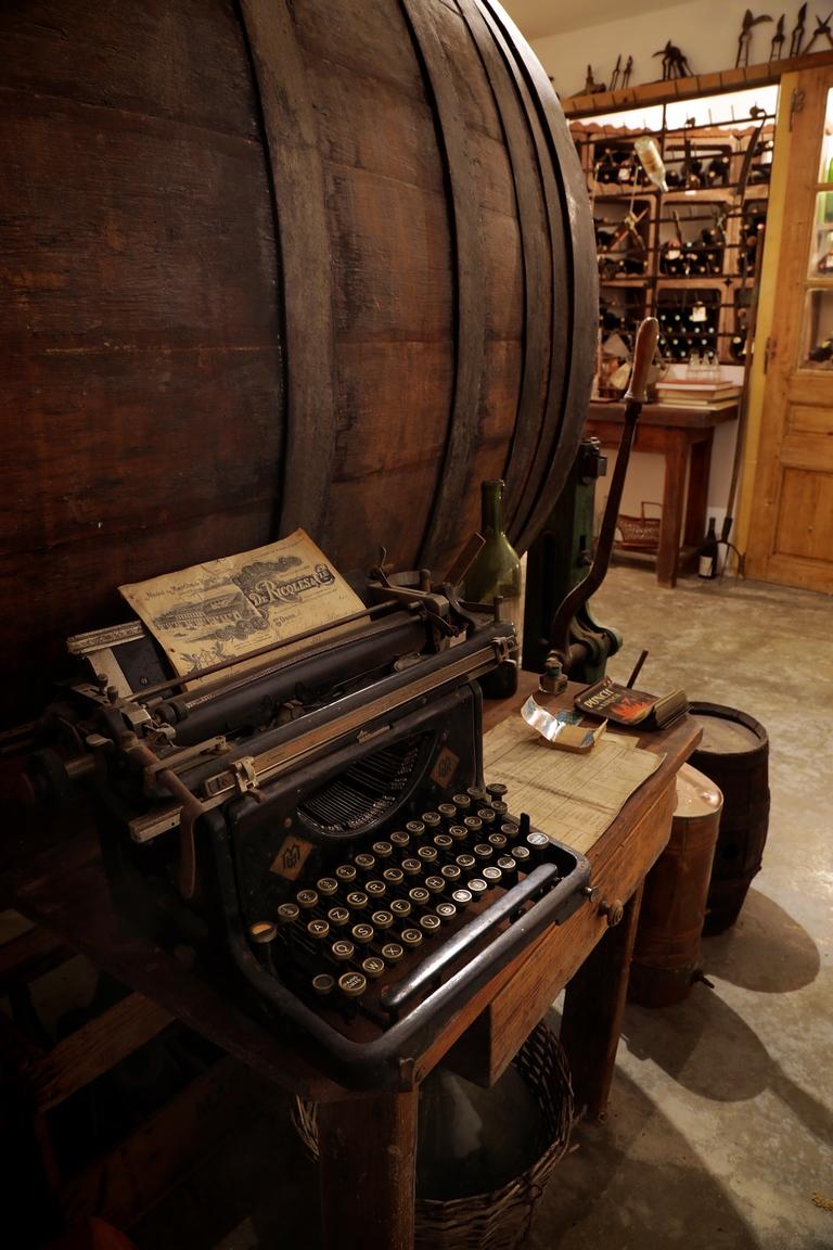 Musee du vin domaine la destinee7