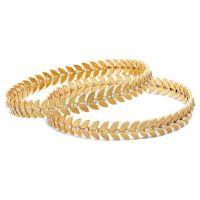 Gold Bangles Design - Fashion Beauty Mehndi Jewellery ...