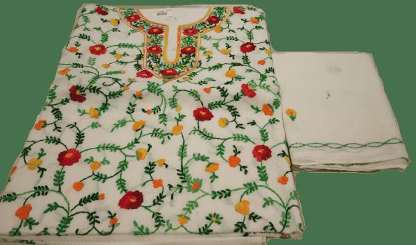 Arie kantha Stitched Salwar Suit
