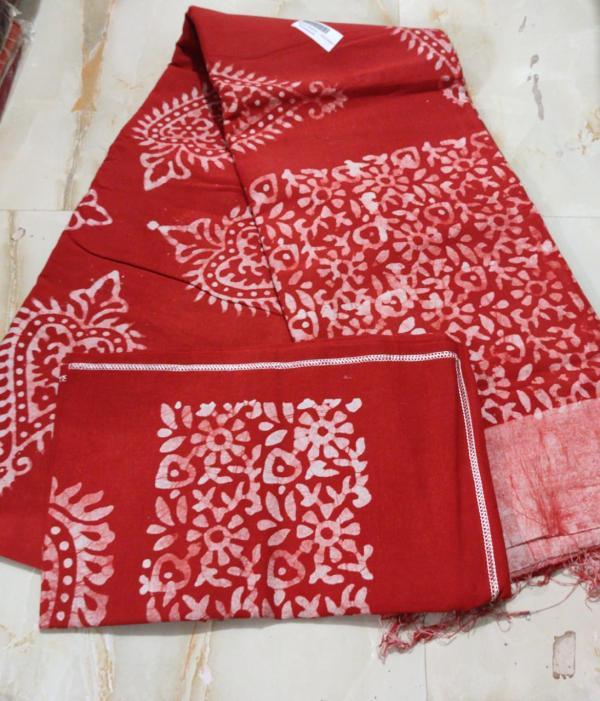 King Size Batik Bedsheet