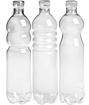plastic-looking-glass-water-bottles