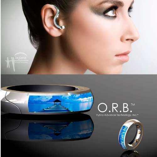 c873b5ece0c Ladies' GadgetsWorld's First Bluetooth Headset That you can Wear on ...