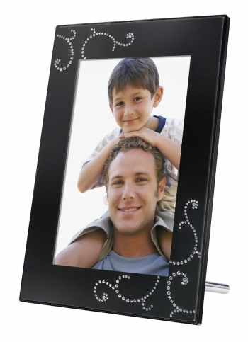 Sony Launches Digital Picture Frame With CRYSTALLIZED - Swarovski Elements
